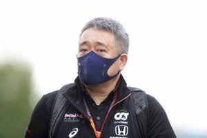 ماساشي ياماموتو، رئيس هوندا موتورسبورت