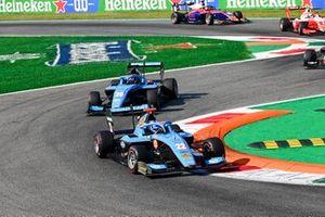 Matteo Nannini, Jenzer Motorsport and Calan Williams, Jenzer Motorsport