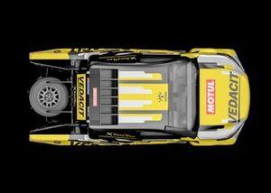 Toyota Hilux IMA 2020 - X Rally Team