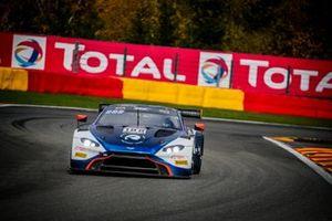 #188 Garage 59 Aston Martin Vantage AMR GT3: Chris Goodwin, Alex West, Jonathan Adam, Maxime Martin