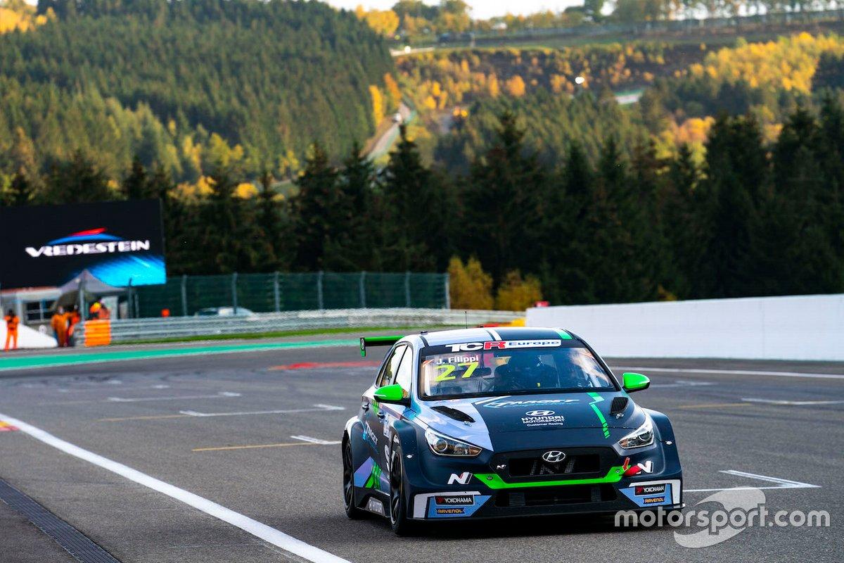 John Filippi, Target Competition, Hyundai i30 N TCR