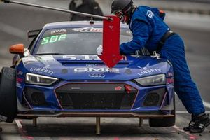 #8 GMG Racing Audi R8 LMS GT4: Elias Sabo, James Sofronas, Andy Lee
