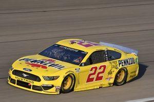 #22: Joey Logano, Team Penske, Ford Mustang Pennzoil