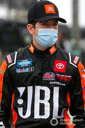 Chandler Smith, Kyle Busch Motorsports, Toyota Tundra JBL