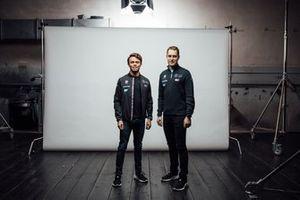 Nyck De Vries, Stoffel Vandoorne, Mercedes-Benz EQ Formula E Team