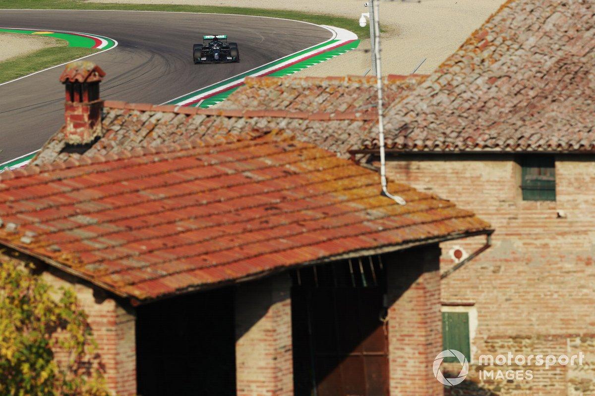 Autódromo Enzo e Dino Ferrari em Ímola (Itália)