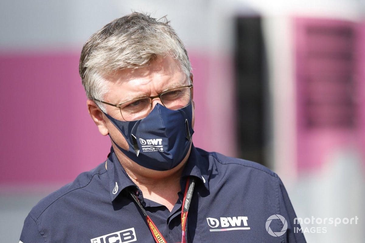 Otmar Szafnauer, Director del equipo y CEO, Racing Point