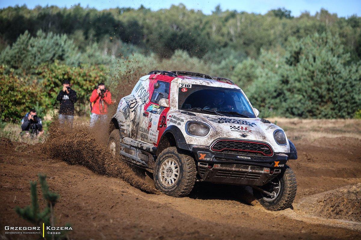 Michał Małuszyński, Julita Małuszyńska, Mini John Cooper Works Rally