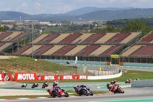 Alvaro Bautista, Team HRC, Toprak Razgatlioglu, Pata Yamaha, Chaz Davies, ARUBA.IT Racing Ducati