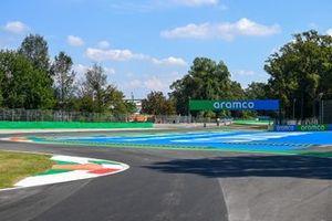 Detail trek Monza