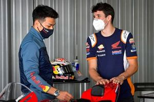 Takaaki Nakagami, Team LCR Honda, Alex Marquez, Repsol Honda Team
