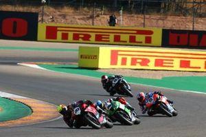 Sylvain Barrier, Brixx Performance, Roman Ramos, OUTDO Kawasaki TPR