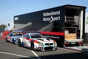 #100 Walkenhorst Motorsport BMW M6 GT3: Henry Walkenhorst, Andreas Ziegler, Friedrich von Bohlen, Mario von Bohlen