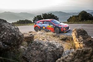 Dani Sordo, Candido Carrera, Hyundai Motorsport Hyundai i20 Coupe WRC