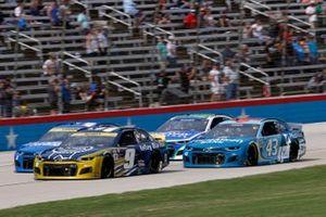 Chase Elliott, Hendrick Motorsports, Chevrolet Camaro Kelley Blue Book, Erik Jones, Richard Petty Motorsports, Chevrolet Camaro Medallion Bank