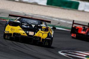 #66 Jmw Motorsport Ferrari 488 GTE EVO LMGTE, Rodrigo Sales, Jody Fannin, Thong Wei Fung Shaun