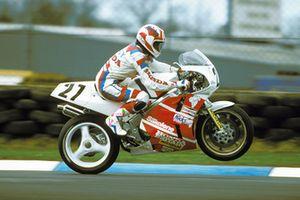 Carl Fogarty, Honda