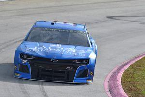 Jeb Burton, Rick Ware Racing, Ford Fusion Jacob Companies