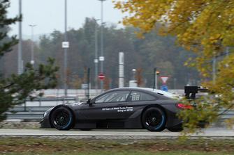 Bruno Spengler tests the BMW M4 DTM two-litre turbo engine