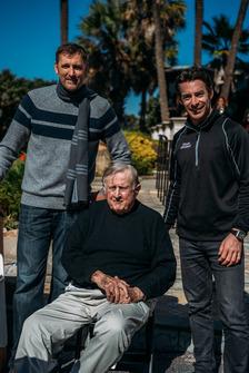 Brent Barry, Red McCombs, Simon Pagenaud - IndyCar, San Antonio