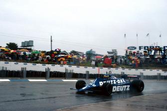 Desiré Wilson, Tyrrell Ford
