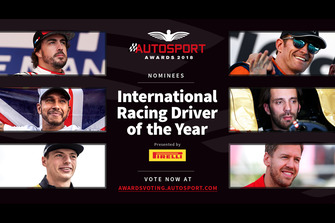 International Racing Driver of the Year