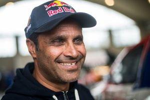 #301 Toyota Gazoo Racing Toyota Hilux: Nasser Al-Attiyah