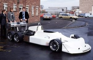 1976 Six Wheel F1 Car
