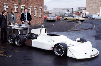 1976 Six Wheel F1 Car