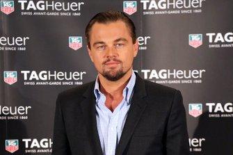 Leonardo DiCaprio, acteur, lors d'un événement TAG Heuer