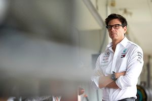 Toto Wolff, Direttore Esecutivo (Business), Mercedes AMG