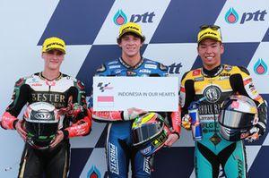 Jaume Masia, Bester Capital Dubai, Marco Bezzecchi, Prustel GP, Kazuki Masaki, RBA Racing Team