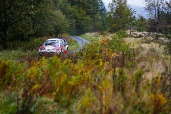 Ott Tänak, Martin Järveoja, Toyota Gazoo Racing WRT Toyota Yaris WRC