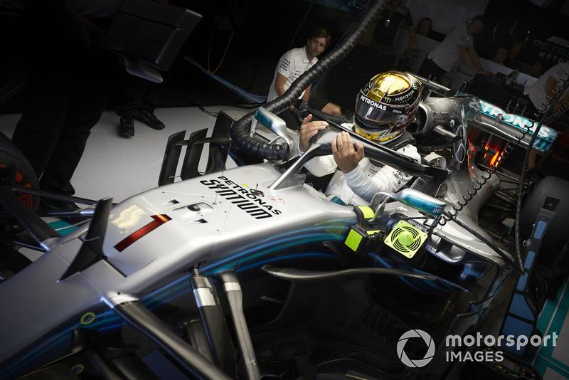 Это был очередной год доминирования Mercedes?