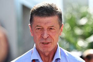 Dmitry Kozak, vice premier ministre de la Fédération de Russie