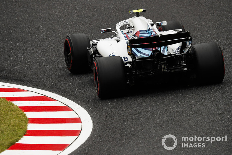 16. Sergey Sirotkin, Williams FW41
