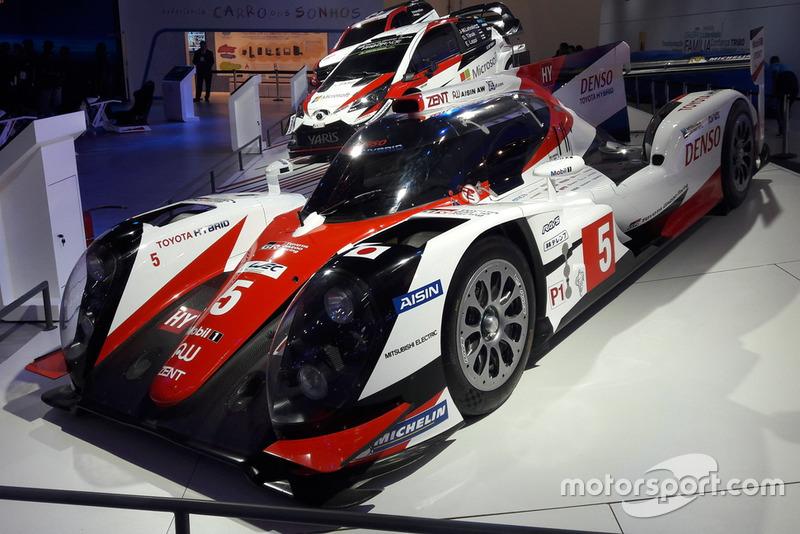 Toyota TS050 - WEC