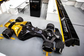 Coche concepto Renault F1 2027