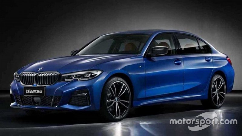 BMW 3 Series 2019 року з подовженою базою