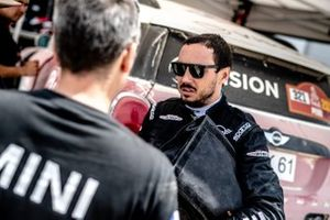Филипе Пелмейро, X-raid MINI JCW Rally Team