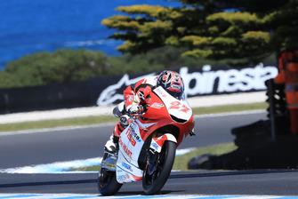 Kaito Toba, Idemitsu Honda Team Asia Australian MotoGP 2018