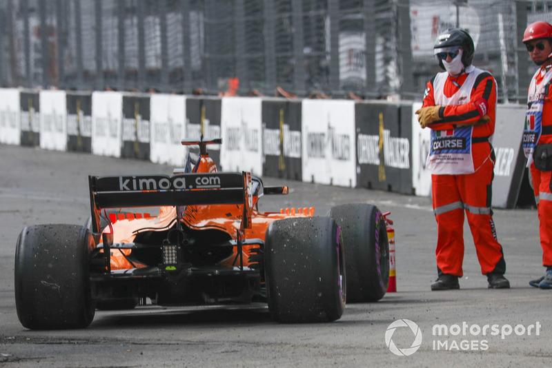 A España no le ha ido nada bien en México. Solo Alonso, con el 10º puesto en 2017, ha puntuado allí. Sainz aún no lo ha hecho, el asturiano tampoco repitió, y Luis Pérez Sala y Adrián Campos en los 80 tampoco puntuaron en sus dos carreras allí.