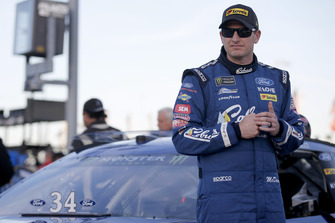 Michael McDowell, Front Row Motorsports, Ford Fusion Coburn Supply Company