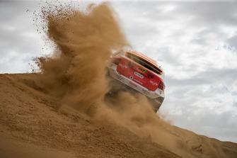 Isidre Esteve ve Txema Villalobos, Repsol Rally Team
