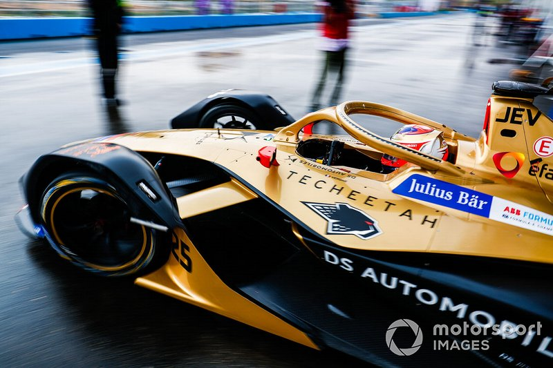 Жан-Эрик Вернь, DS Techeetah Formula E Team, DS E-Tense FE 19