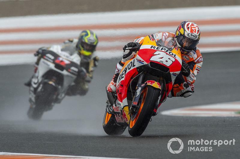 Márquez laisse sa trace chez Honda