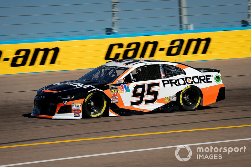 29. Regan Smith, Leavine Family Racing, Chevrolet Camaro Procore