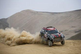 #314 Mini X-Raid Team: Yazeed Al Rajhi, Timo Gottschalk