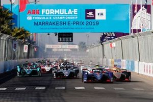 Сем Берд, Envision Virgin Racing, Audi e-tron FE05, Жан-Эрик Вернь, DS TECHEETAH, DS E-Tense FE19