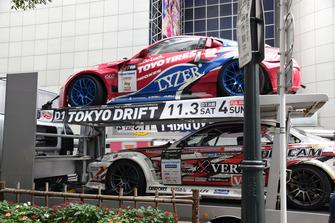 FIA Intercontinental Drift ing Cup PR event